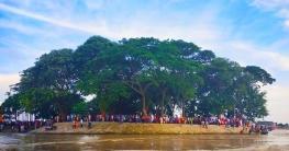 চাঁদপুরের বিনোদন কেন্দ্র এখন পদ্মা-মেঘনা মোহনা