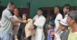 ফরিদগঞ্জ পৌরবাসীকে সেবা করতে নিরলস কাজ করছি