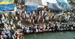 ইজতেমা ময়দানে প্রবেশে নিষেধাজ্ঞা