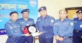 কুমিল্লা জেলা পুলিশের ৮টি সেরা পুরস্কার অর্জন